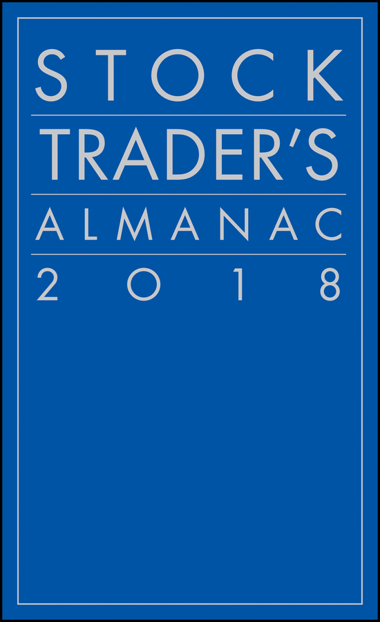 Jeffrey Hirsch A. Stock Trader's Almanac 2018 10pcs lot free shipping esdavlc6v1 1bm2 sod 882 new original and goods in stock