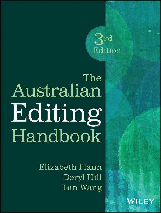 Elizabeth Flann The Australian Editing Handbook towards improved compositions application of peer editing