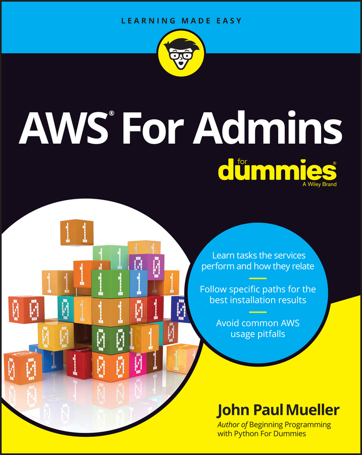 John Mueller Paul AWS For Admins For Dummies thomas meyer a innovate how great companies get started in terrible times