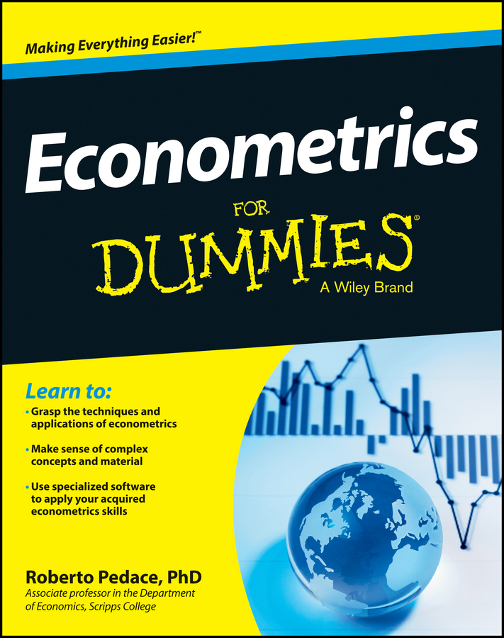 цены Roberto Pedace Econometrics For Dummies