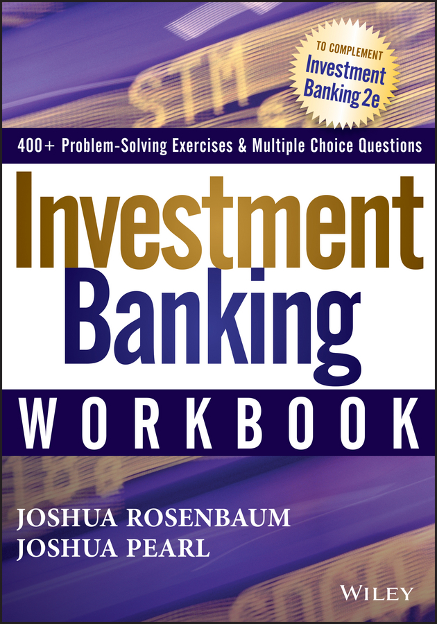 Joshua Rosenbaum Investment Banking Workbook все цены