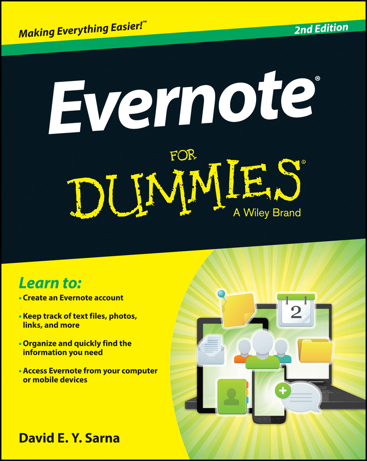 David Sarna E.Y. Evernote For Dummies картридж t2 tc t2450 для toshiba e studio 195 223 225 243 245 черный 25000стр