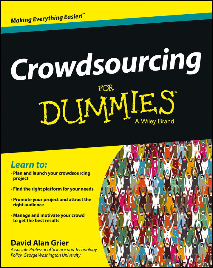 David Grier Alan Crowdsourcing For Dummies tina vito di 52 ways to wreck your retirement and how to rescue it