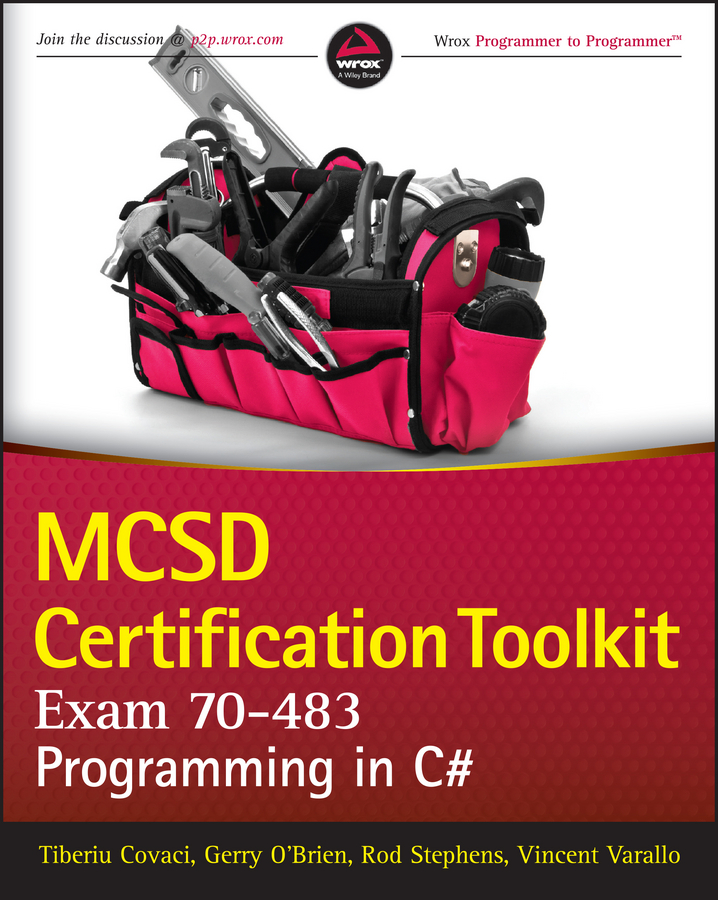 Rod Stephens MCSD Certification Toolkit (Exam 70-483). Programming in C# module wavesahre qfn24 to dip24 b plastronics ic test socket programmer adapter 0 5mm pitch for qfn24 mlf24 mlp24 package