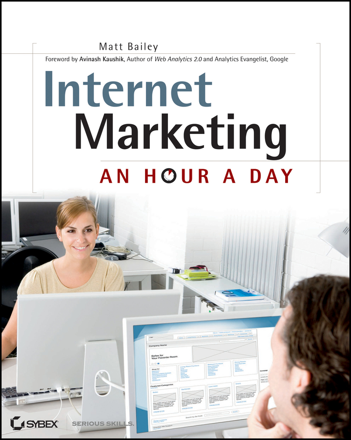 Matt Bailey Internet Marketing. An Hour a Day chris treadaway facebook marketing an hour a day