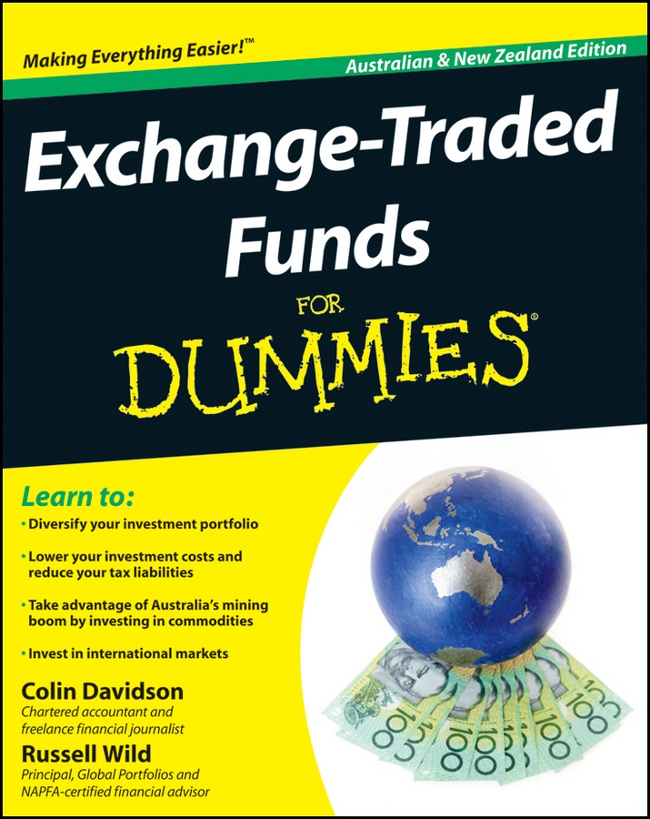 Colin Davidson Exchange-Traded Funds For Dummies russell wild exchange traded funds for dummies