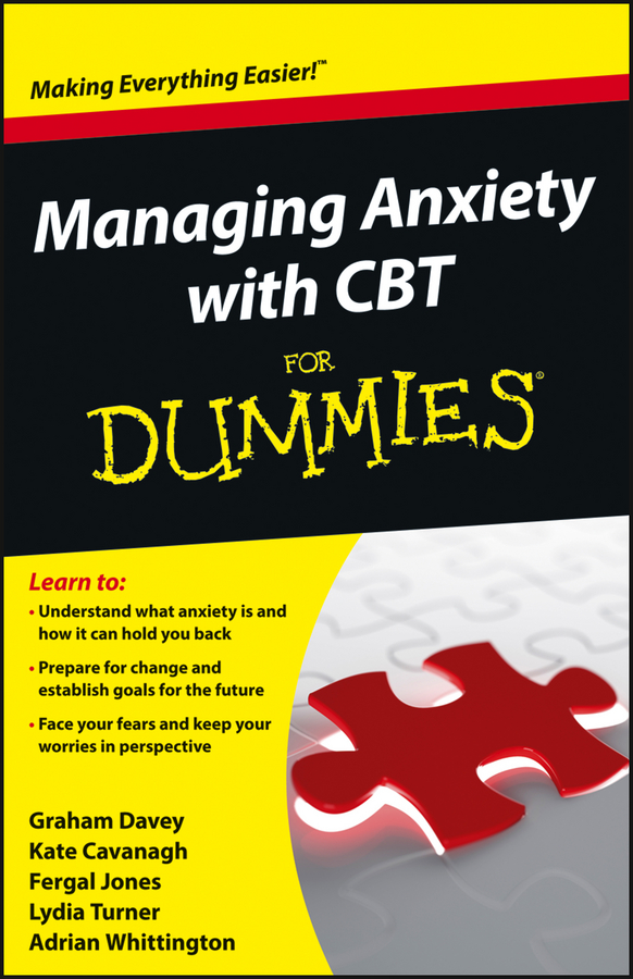 лучшая цена Kate Cavanagh Managing Anxiety with CBT For Dummies