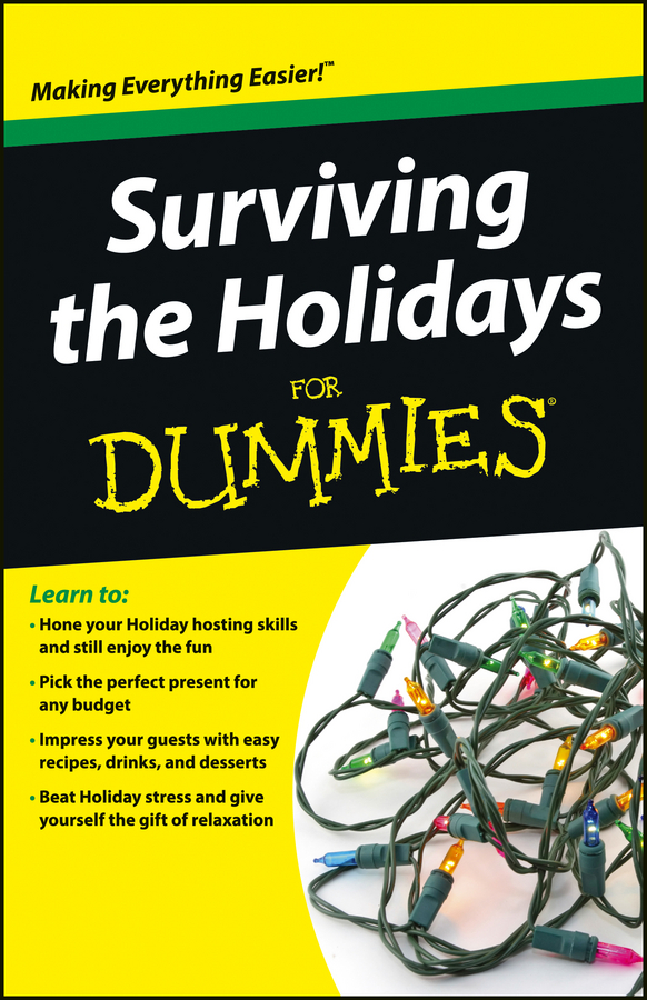 Consumer Dummies Surviving the Holidays For Dummies renee roszel a bride for the holidays