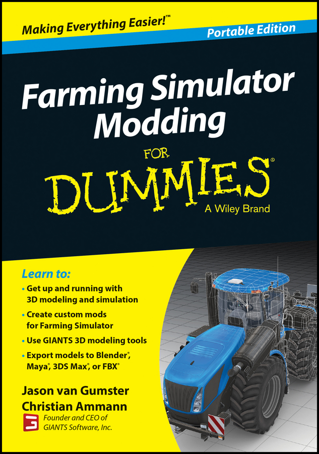 Christian Ammann Farming Simulator Modding For Dummies ultra firepower 3 in 1 shooting game bundles kit with the house of dead 3 the aliens the frrcry game for shooting game machine