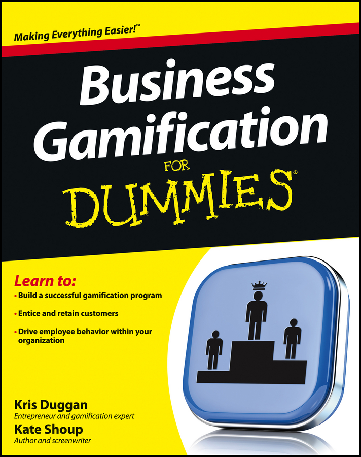 Kate Shoup Business Gamification For Dummies kate shoup business gamification for dummies