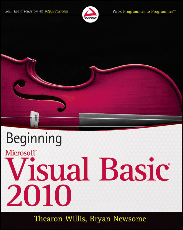 Thearon Willis Beginning Visual Basic 2010 erich krause рюкзак школьный neon