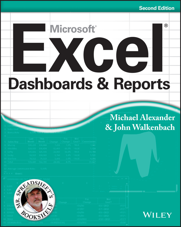Фото - John Walkenbach Excel Dashboards and Reports neale blackwood advanced excel reporting for management accountants isbn 9781118658185