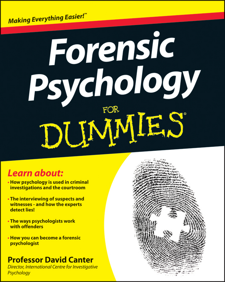 Ian Rankin Forensic Psychology For Dummies brendan scott python for kids for dummies