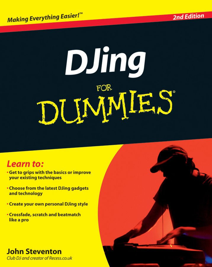 John Steventon DJing For Dummies the assistant principalship as a career