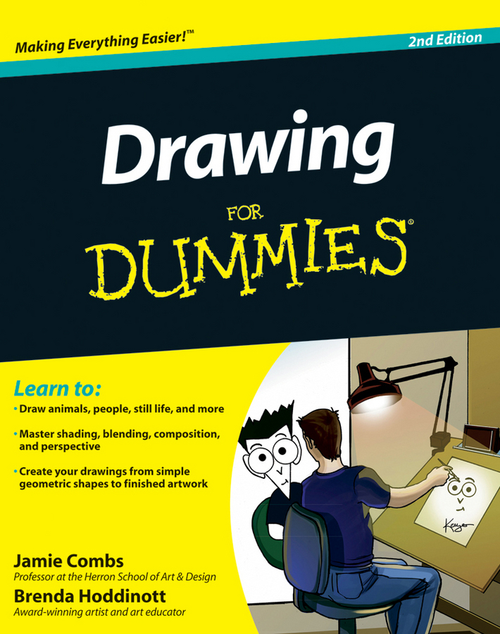 Brenda Hoddinott Drawing For Dummies chris hren u can chemistry i for dummies