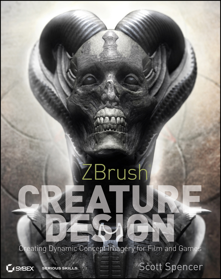 Scott Spencer ZBrush Creature Design. Creating Dynamic Concept Imagery for Film and Games original ac 8955yw w2 0mm l50m 2 0mm 50m acf conductive film anisotropic film adhesive for lcd repair on fpc to pcb