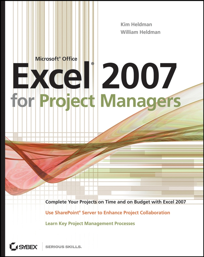 Kim Heldman Microsoft Office Excel 2007 for Project Managers машинка welly 1 32 mercedes benz glk 39889