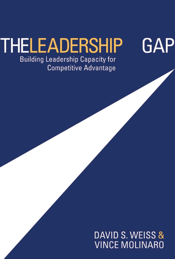Vince Molinaro The Leadership Gap. Building Leadership Capacity for Competitive Advantage vince molinaro the leadership contract the fine print to becoming an accountable leader