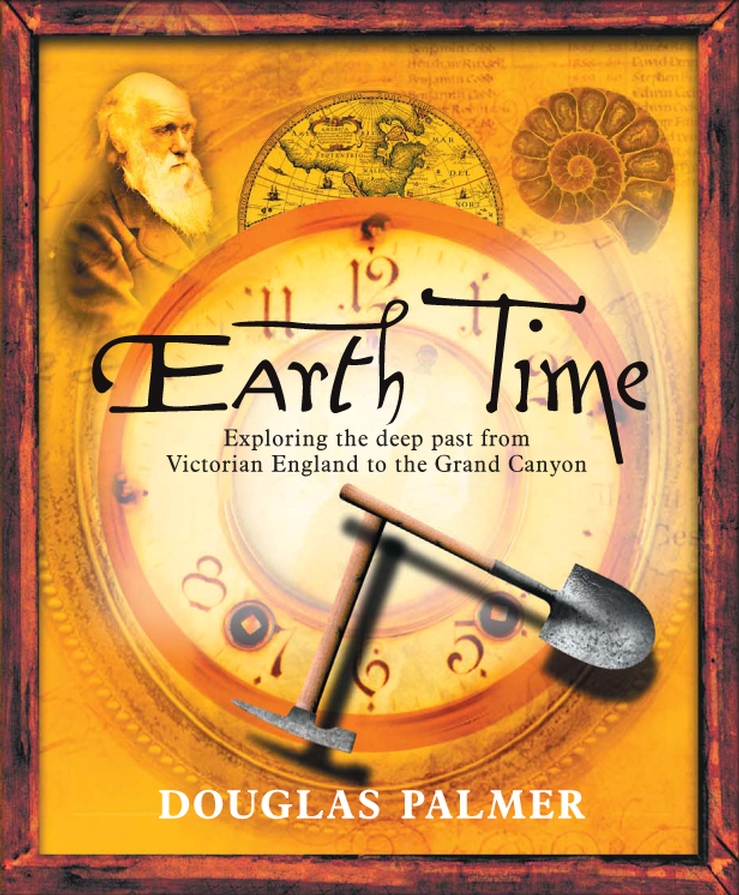 Douglas Palmer Earth Time. Exploring the Deep Past from Victorian England to the Grand Canyon verne j from the earth to the moon and round the moon isbn 9785521057641