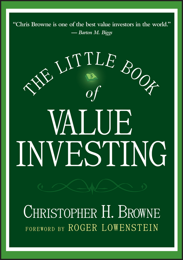 Roger Lowenstein The Little Book of Value Investing jeff siegel investing in renewable energy making money on green chip stocks