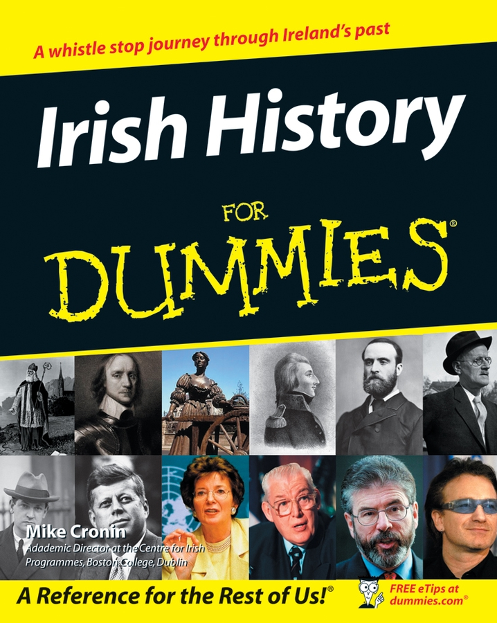 Mike Cronin Irish History For Dummies mike cronin irish history for dummies