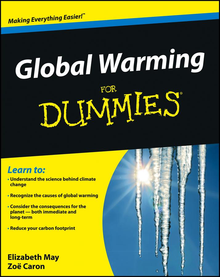 Elizabeth May Global Warming For Dummies цена