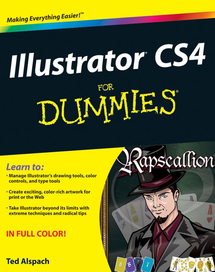 Ted Alspach Illustrator CS4 For Dummies illustrator cc基础教程(附光盘)
