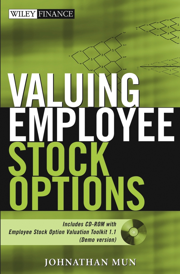 Johnathan Mun Valuing Employee Stock Options new in stock hm401