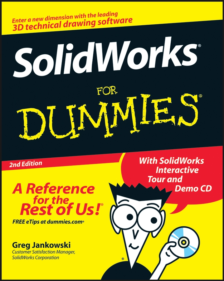 Greg Jankowski SolidWorks For Dummies okabayashi kensuke figure drawing for dummies