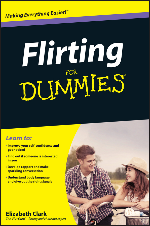 Elizabeth Clark Flirting For Dummies кашпо ø17 см blompot