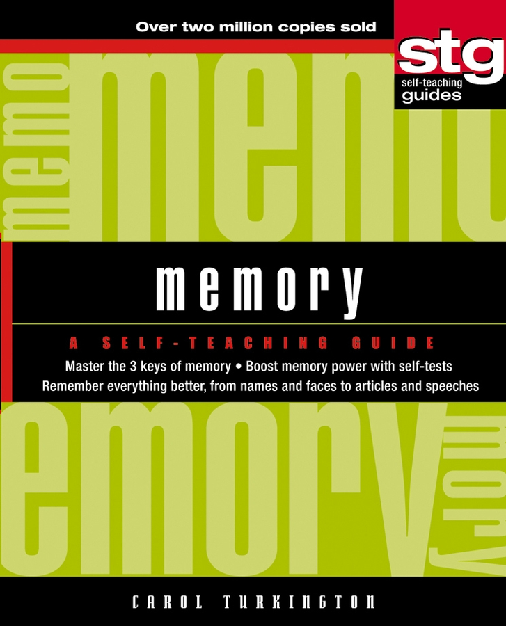 Carol Turkington A. Memory. A Self-Teaching Guide steve slavin geometry a self teaching guide