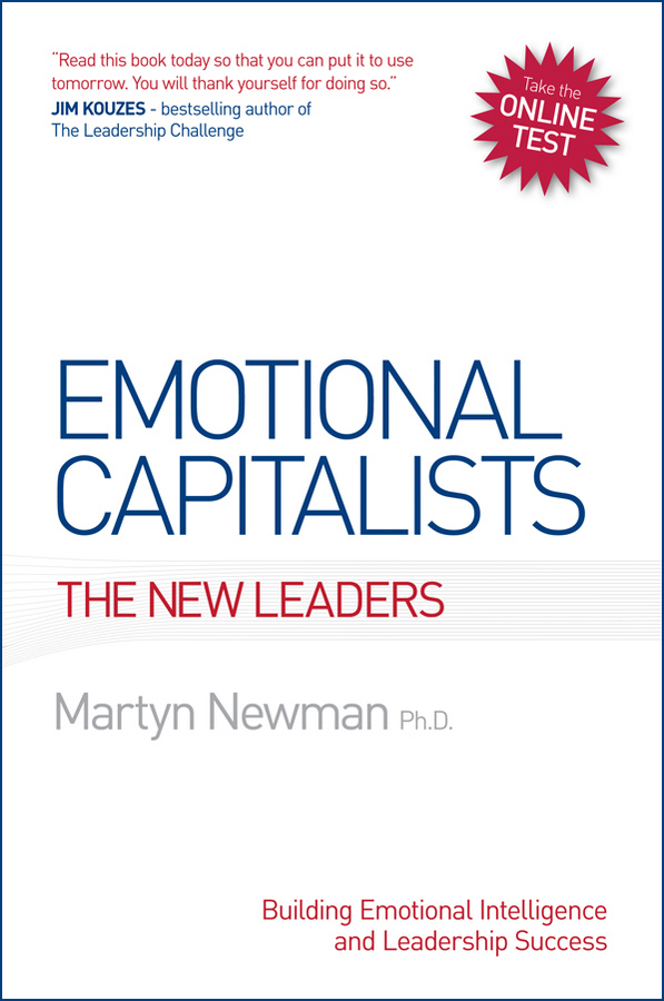 Martyn Newman Emotional Capitalists. The New Leaders my first emotions develop your child s emotional intelligence