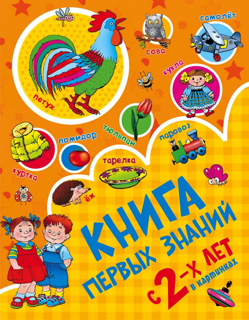 В. Г. Дмитриева Книга первых знаний большая книга первых слов