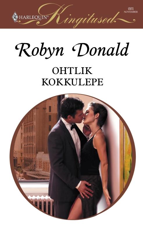 Robyn Donald Ohtlik kokkulepe robyn donald tiger eyes