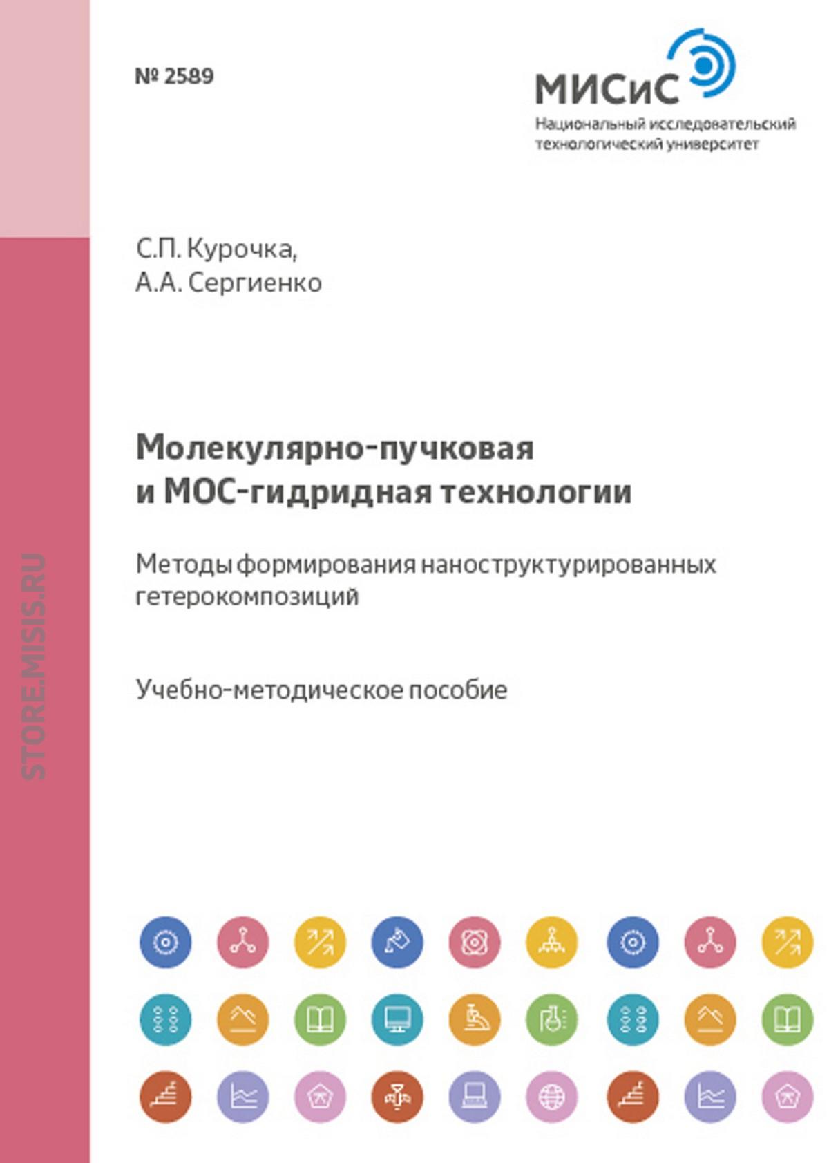 Сергей Курочка Молекулярно-пучковая и мос-гидридная технологии. Методы формирования наноструктурированных гетерокомпозиций