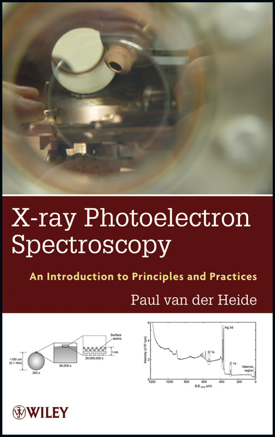 Paul van der Heide X-ray Photoelectron Spectroscopy. An introduction to Principles and Practices 1pc used ad6 opto22