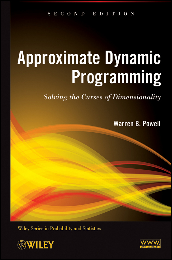 Warren Powell B. Approximate Dynamic Programming. Solving the Curses of Dimensionality the dual dynamic programming for studying bolza control problem