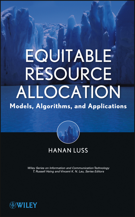 Hanan Luss Equitable Resource Allocation. Models, Algorithms and Applications reignwolf vancouver