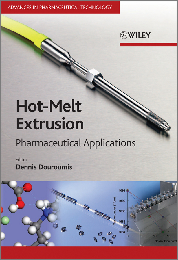 лучшая цена Dennis Douroumis Hot-Melt Extrusion. Pharmaceutical Applications