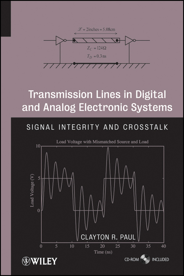Clayton Paul R. Transmission Lines in Digital and Analog Electronic Systems. Signal Integrity and Crosstalk produino digital 3 axis acceleration of gravity tilt module iic spi transmission for arduino