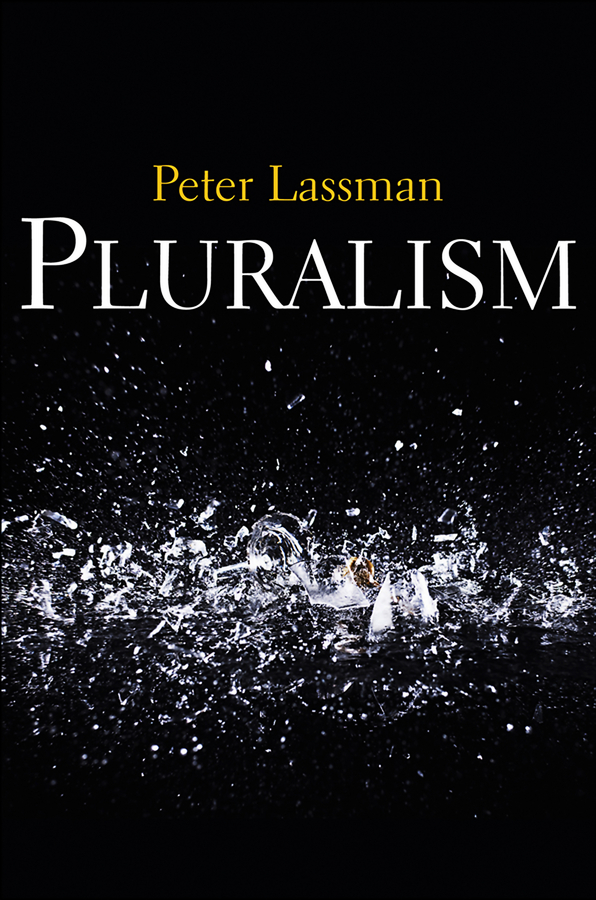 Peter Lassman Pluralism business and ethics in a country with political socio economic crisis
