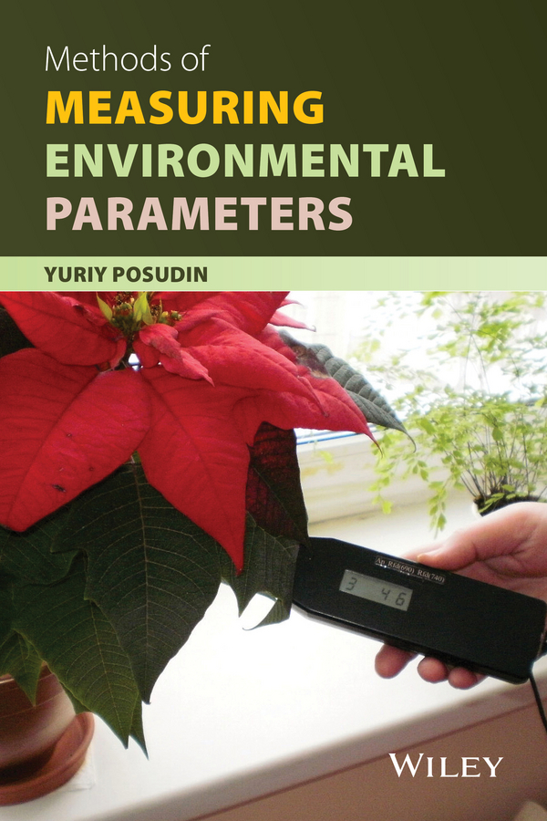 Yuriy Posudin Methods of Measuring Environmental Parameters the choice of entry mode depending on the environmental factors