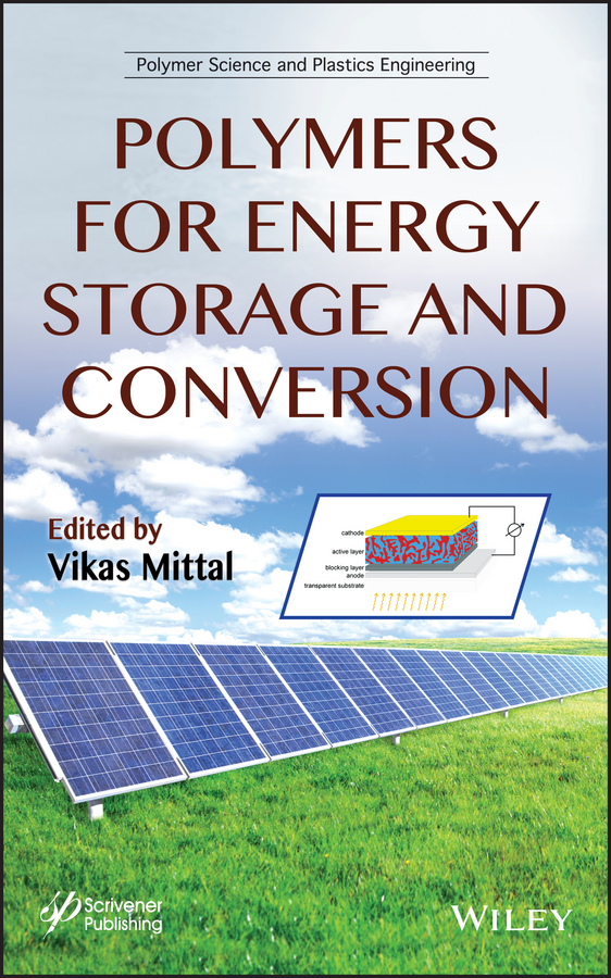 цена на Vikas Mittal Polymers for Energy Storage and Conversion