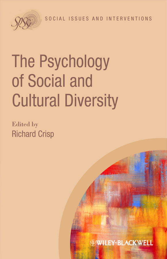 Richard Crisp J. The Psychology of Social and Cultural Diversity радиомикрофон pasgao paw110 pah315 diversity