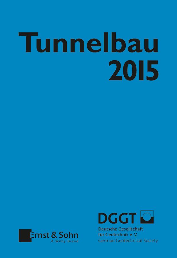 Deutsche Gesellschaft für Geotechnik e.V. / German Geotechnical Society Taschenbuch für den Tunnelbau 2015 deutsche gesellschaft für geotechnik e v german geotechnical society taschenbuch für den tunnelbau 2017