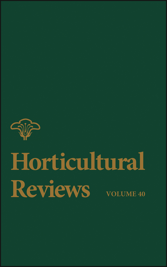 Jules Janick Horticultural Reviews, Volume 40