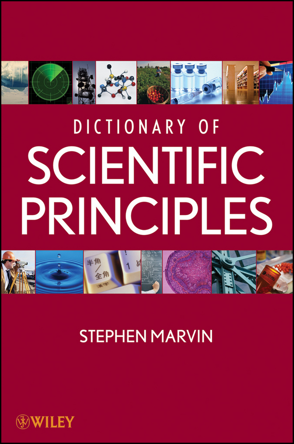Фото - Stephen Marvin Dictionary of Scientific Principles principles of terahertz surface plasmon polariton spectroscopy
