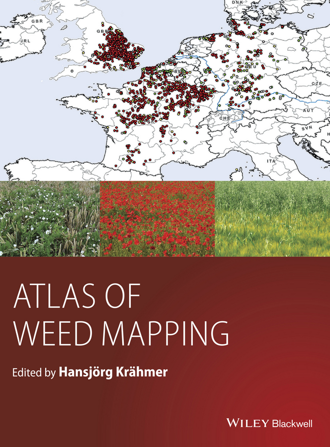 Hansjoerg Kraehmer Atlas of Weed Mapping робот пылесос sititek robo sos x500