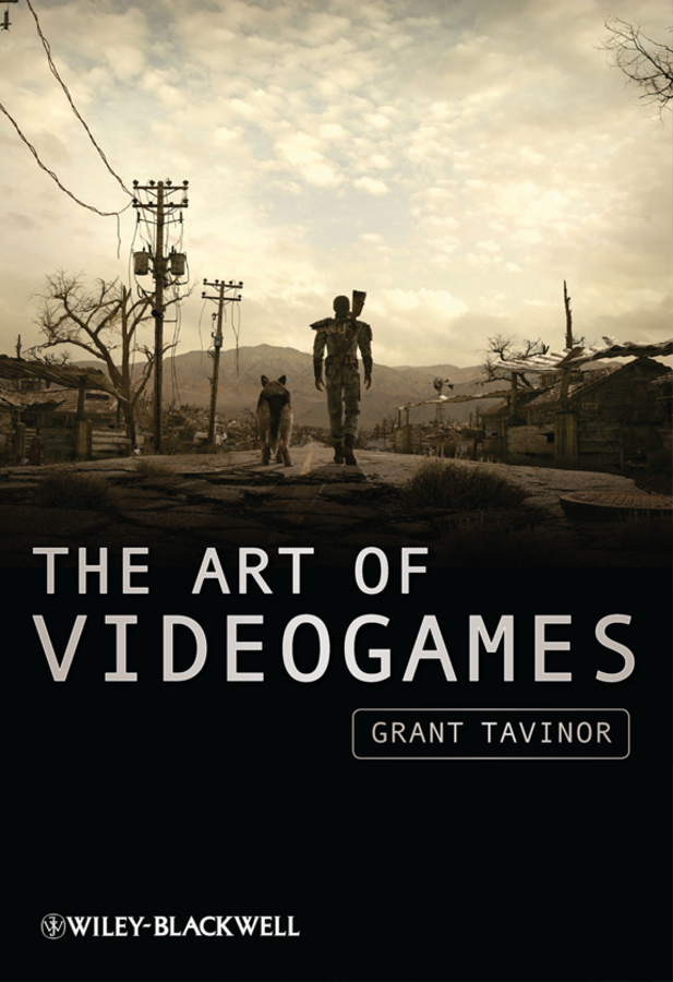 Grant Tavinor The Art of Videogames все цены