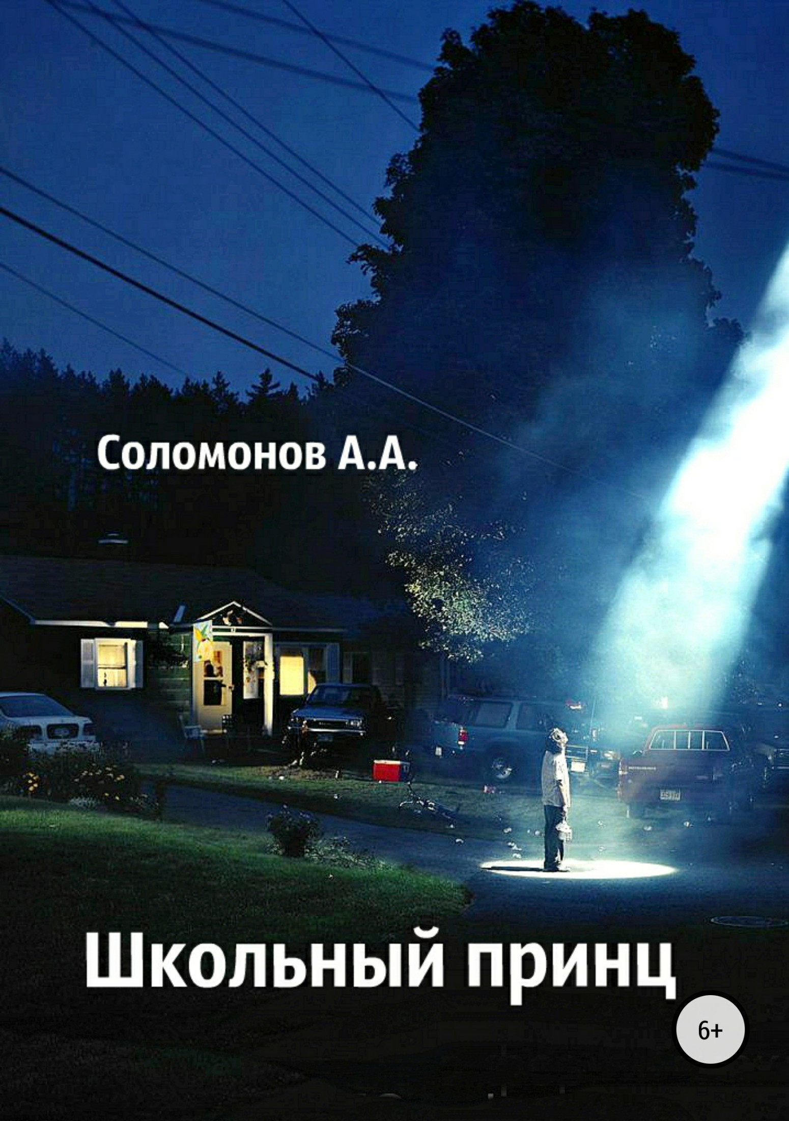 Арсений Соломонов Школьный принц цены онлайн
